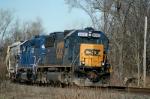 CSX 8592